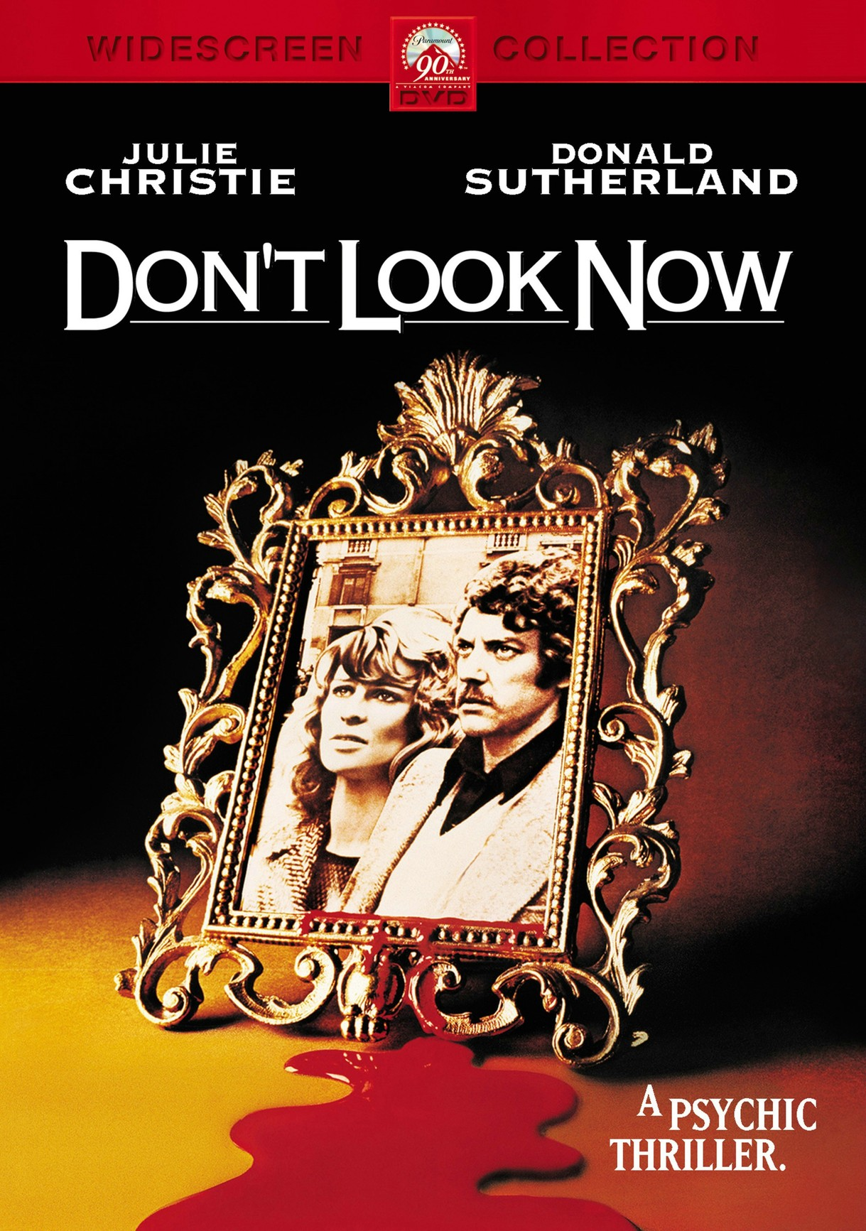 "Don""t Look Now DVD Cover"
