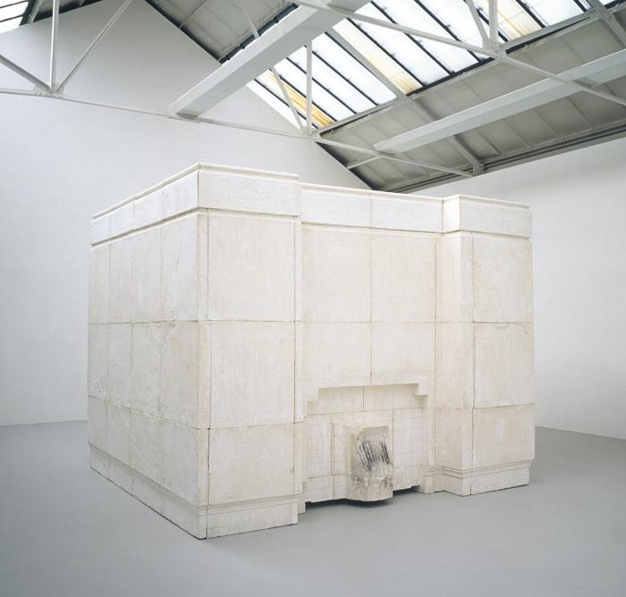 Rachael Whiteread, Ghost 1990