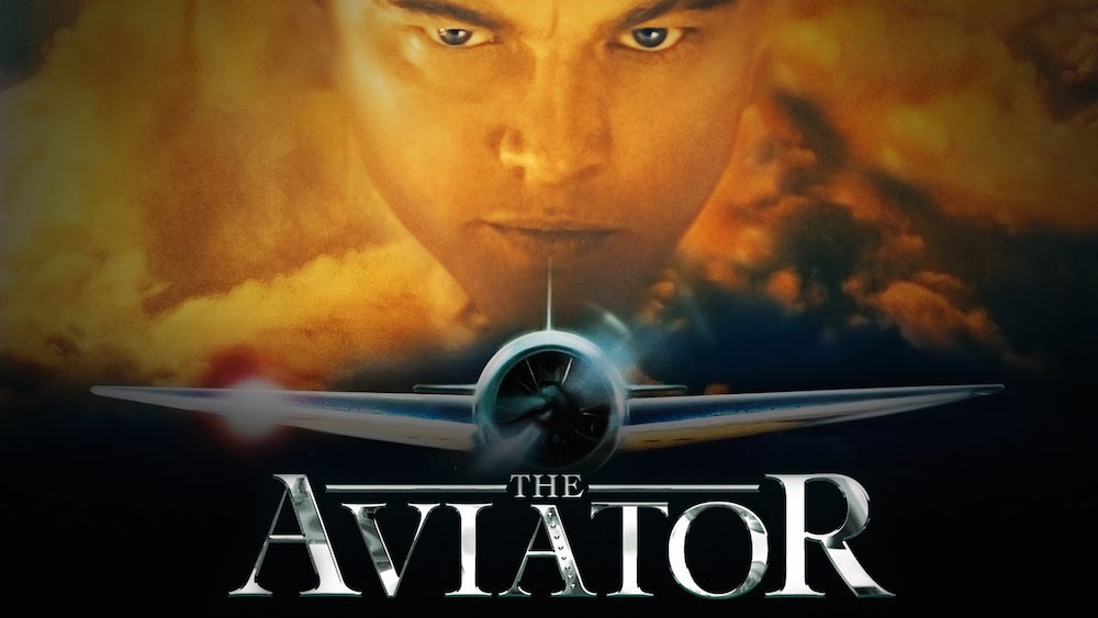 One of the aerial scenes from The Aviator was conceived from the Music. The Aviator is property of Warner. Click the picture for a taste from YouTube then get the film from Amazon or Netflix