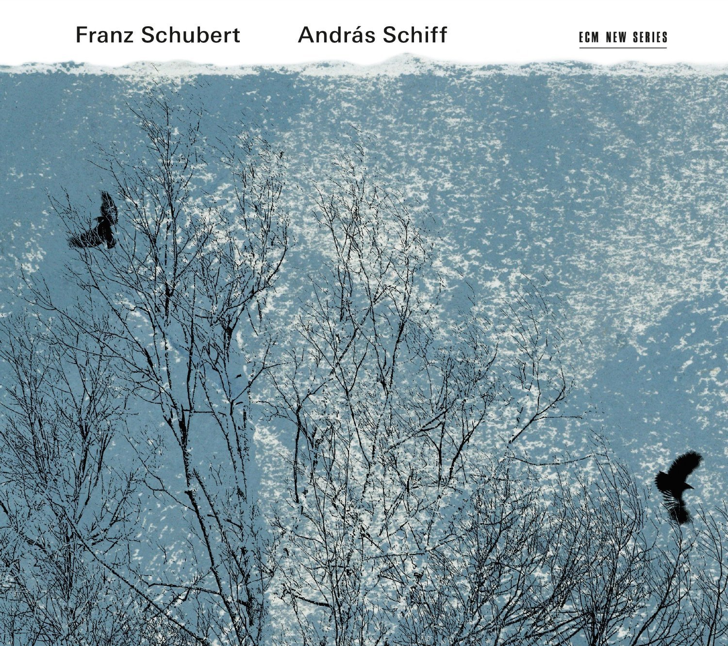 A new ECM recording of Schumann on the fortepiano has one of those irresistible covers that foreshadows the superb contents of the well designed package