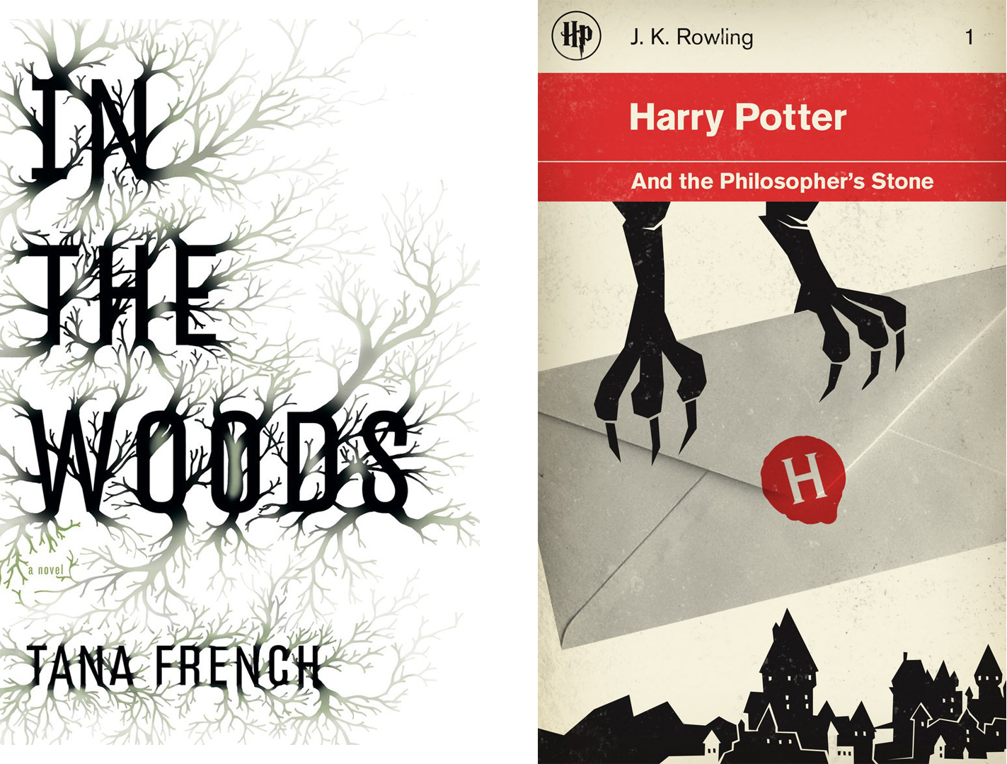 In the Woods, Harry Potter