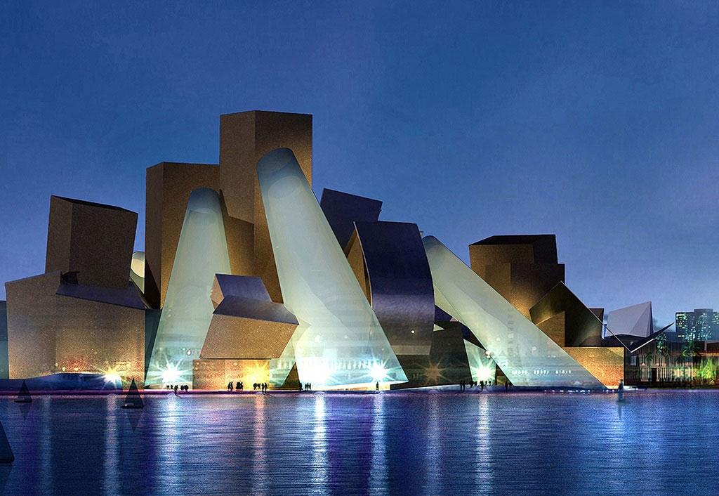 Guggenheim-Abu-Dhabi-Museum