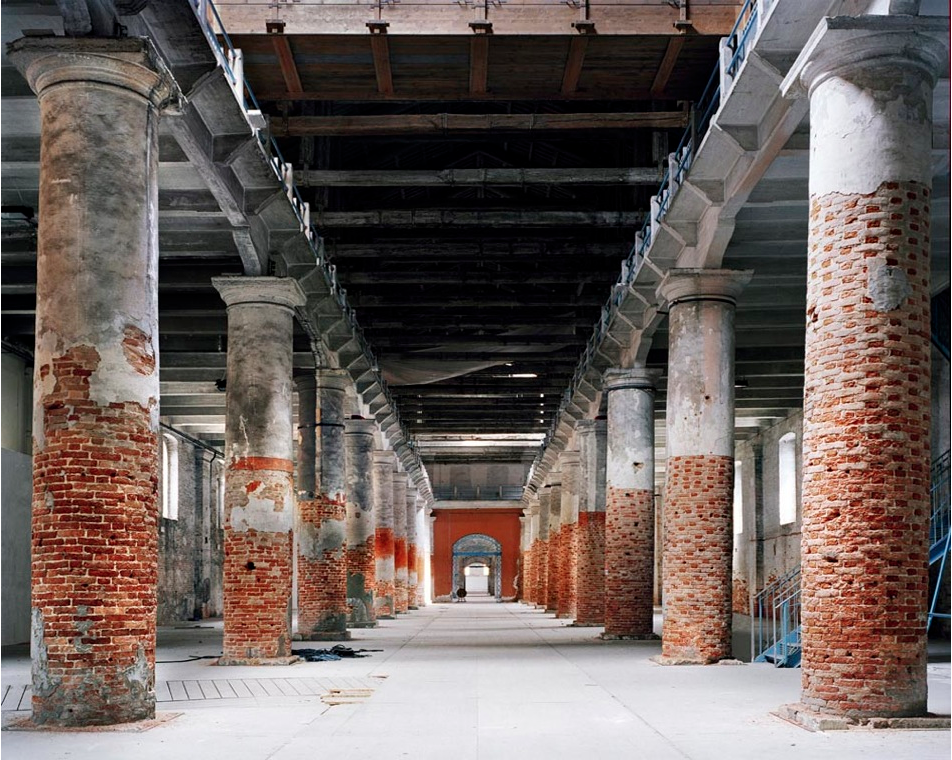 Arsenale by Luca Campigotto
