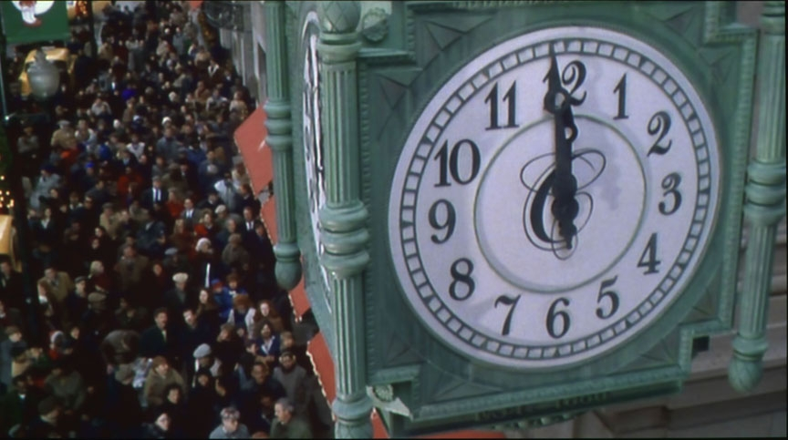 The Clock Christian Marclay