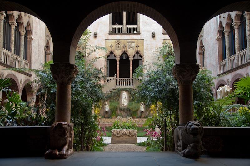 ISG Courtyard