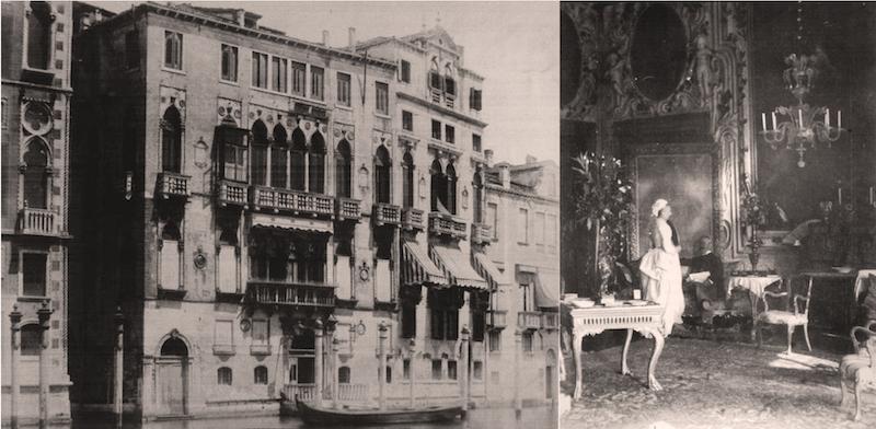 Palazzo Barbaro Archival