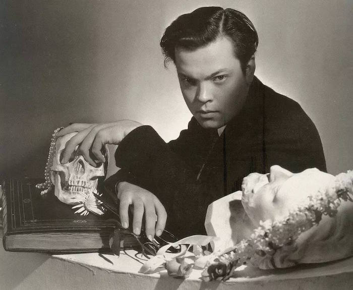 Orson, a life-long magician, conjured the astounding from every artistic medium he touched.