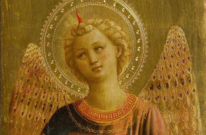 Beato angelico tabernacolo dei linaioli